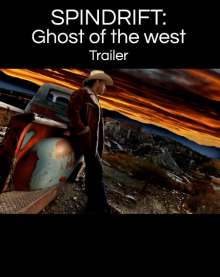 Spindrift – Ghosts of The West