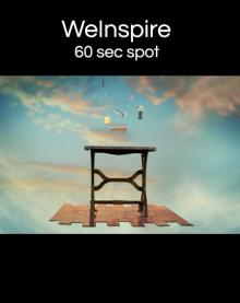 We Inspire 60 sec. spot